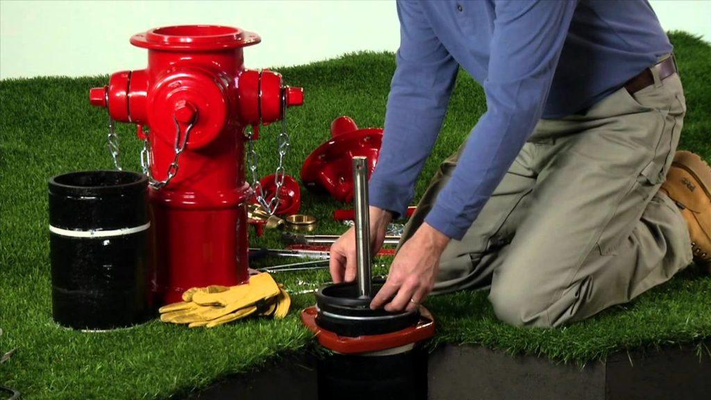 Hasil gambar untuk Fire Hydrant Maintenance